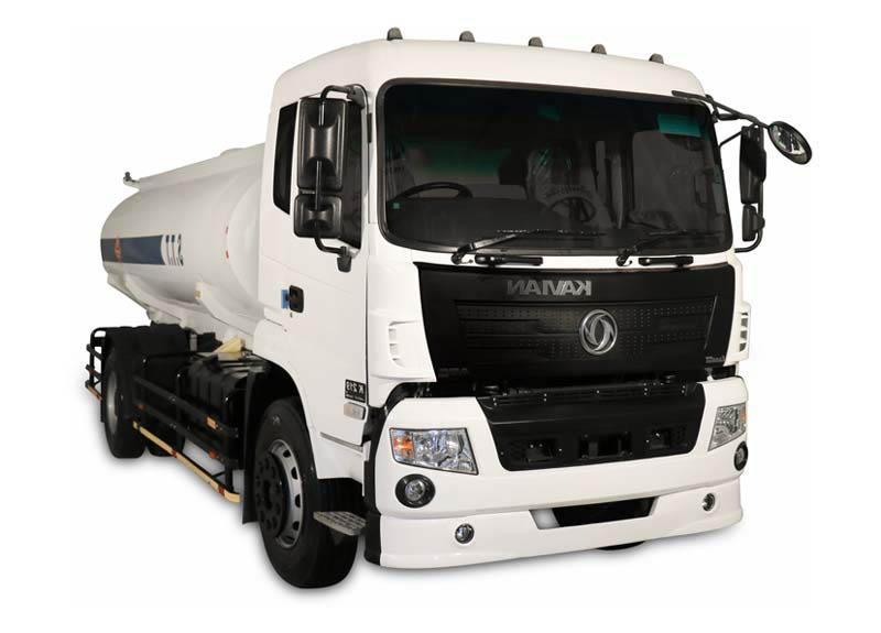 کامیون کاویان K219cn