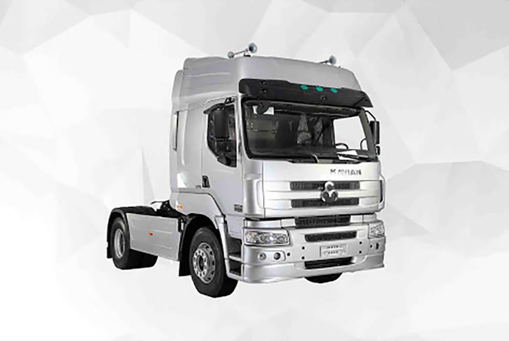 کامیون کاویان k375t