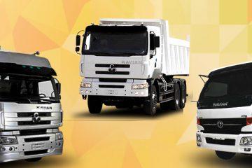 مزایا و معایب کامیون های کاویان