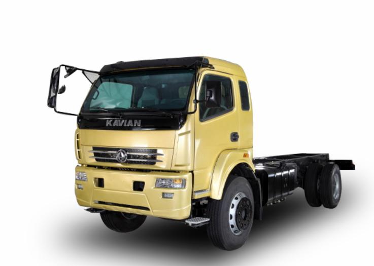 کامیون k219c کاویان